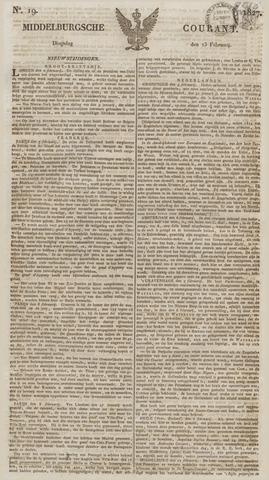 Middelburgsche Courant 1827-02-13