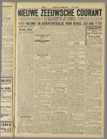 Nieuwe Zeeuwsche Courant 1929-09-21