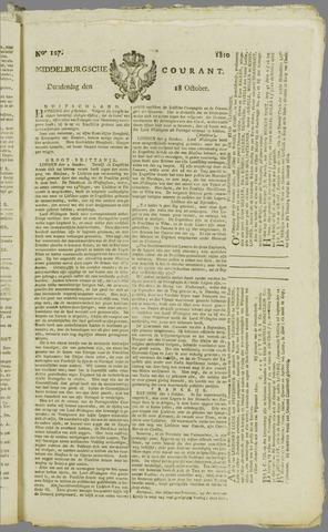 Middelburgsche Courant 1810-10-18