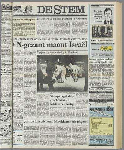 de Stem 1989-08-09