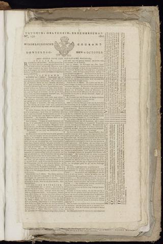 Middelburgsche Courant 1800-10-23