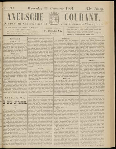 Axelsche Courant 1907-12-11