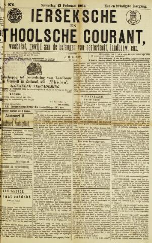 Ierseksche en Thoolsche Courant 1904-02-13