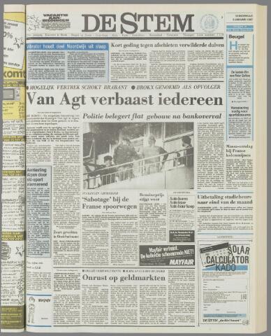 de Stem 1987-01-08