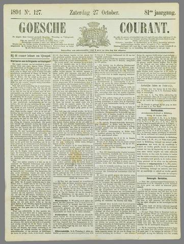 Goessche Courant 1894-10-27