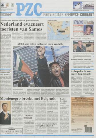 Provinciale Zeeuwse Courant 2000-07-11