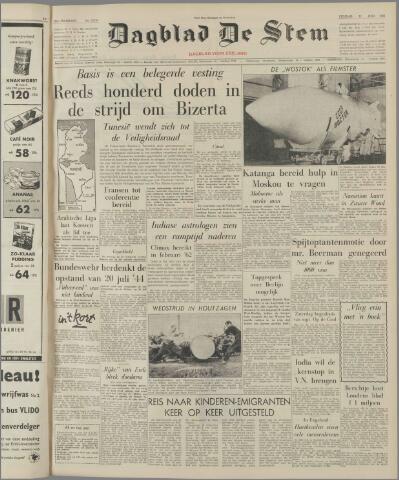 de Stem 1961-07-21