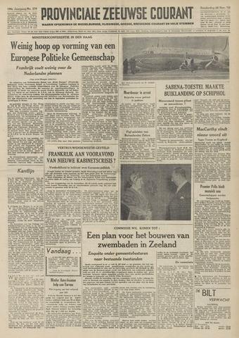 Provinciale Zeeuwse Courant 1953-11-26