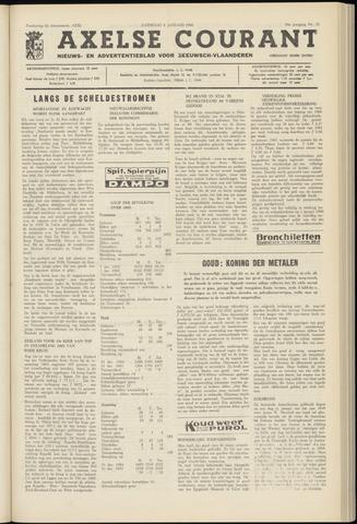 Axelsche Courant 1966