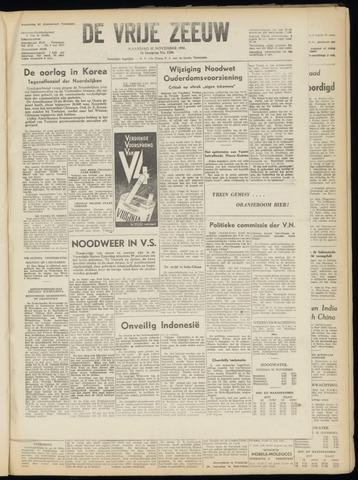 de Vrije Zeeuw 1950-11-27
