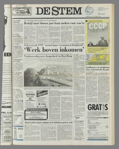 de Stem 1991-09-04