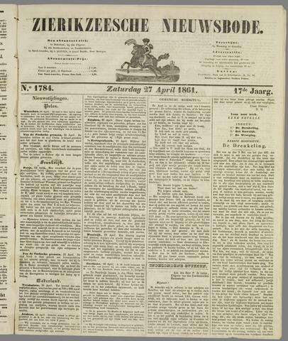 Zierikzeesche Nieuwsbode 1861-04-27