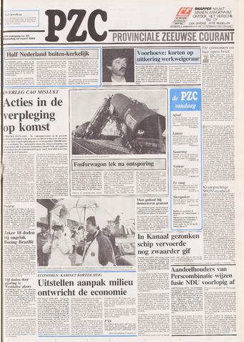 Provinciale Zeeuwse Courant 1989-03-22