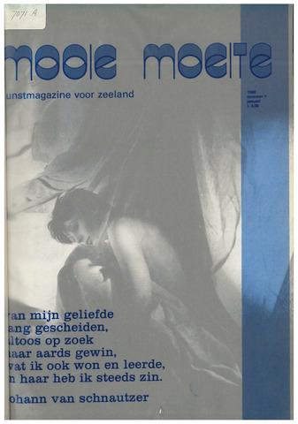 Mooie moeite / Uitblad voor Zeeland 1986