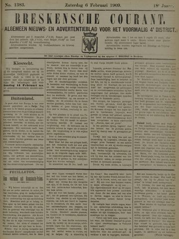 Breskensche Courant 1909-02-06