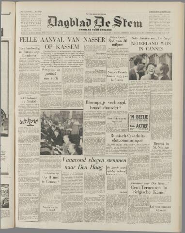 de Stem 1959-03-12