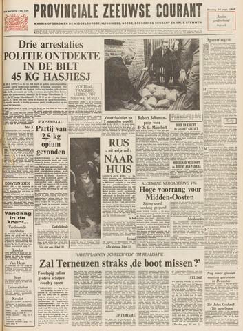 Provinciale Zeeuwse Courant 1967-09-19