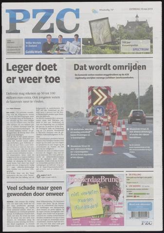 Provinciale Zeeuwse Courant 2014-05-10