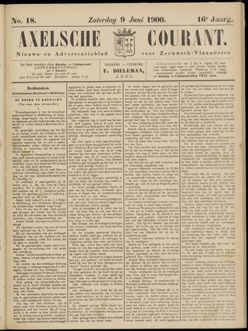 Axelsche Courant 1900-06-06