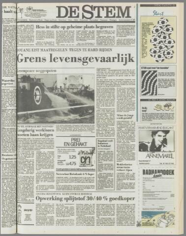 de Stem 1987-08-25
