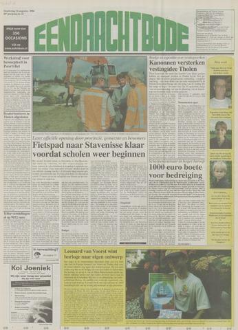 Eendrachtbode (1945-heden)/Mededeelingenblad voor het eiland Tholen (1944/45) 2004-08-26