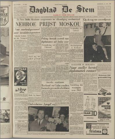 de Stem 1962-11-15