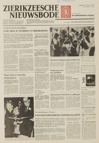 Zierikzeesche Nieuwsbode 1973-02-06