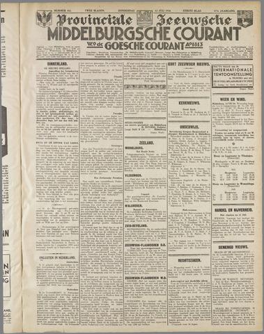 Middelburgsche Courant 1934-07-12