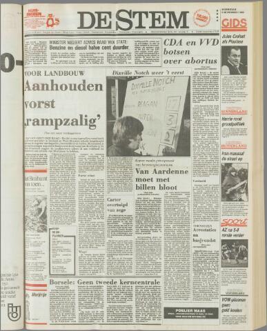 de Stem 1980-11-05