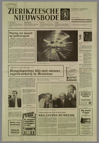 Zierikzeesche Nieuwsbode 1985-10-03