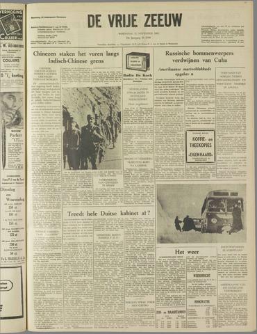 de Vrije Zeeuw 1962-11-21