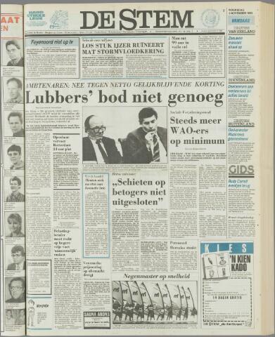 de Stem 1983-11-02