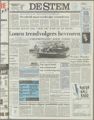 de Stem 1986-07-18