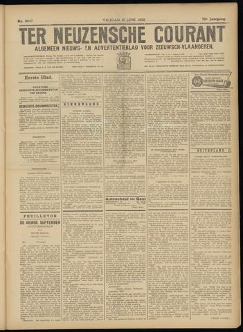 Ter Neuzensche Courant. Algemeen Nieuws- en Advertentieblad voor Zeeuwsch-Vlaanderen / Neuzensche Courant ... (idem) / (Algemeen) nieuws en advertentieblad voor Zeeuwsch-Vlaanderen 1932-06-10