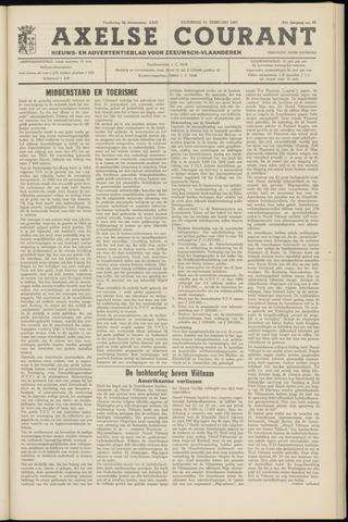 Axelsche Courant 1967-02-11
