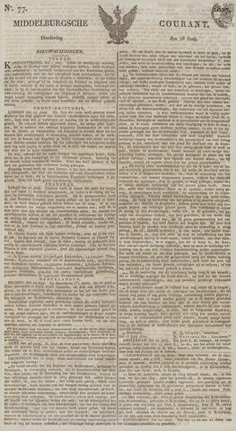 Middelburgsche Courant 1827-06-28