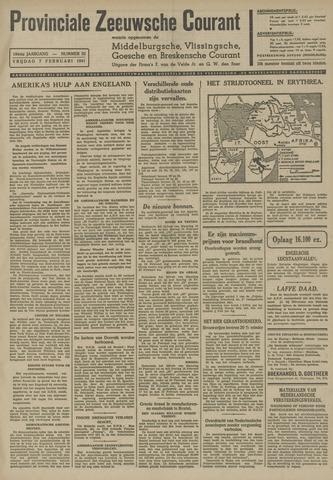 Provinciale Zeeuwse Courant 1941-02-07