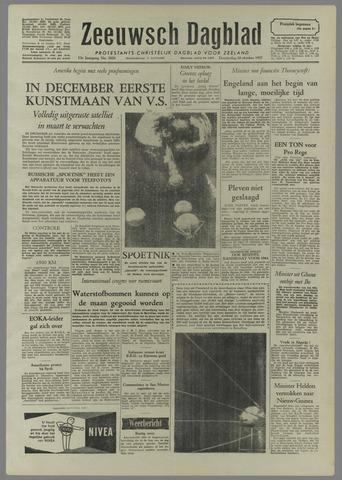 Zeeuwsch Dagblad 1957-10-10