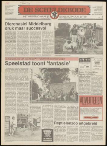 Scheldebode 1986-07-10