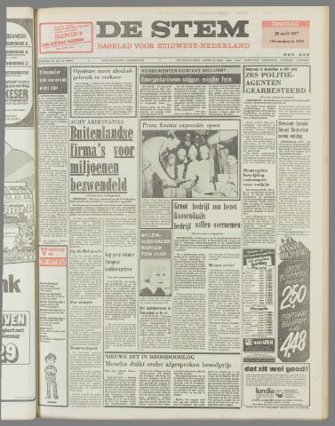 de Stem 1977-04-26