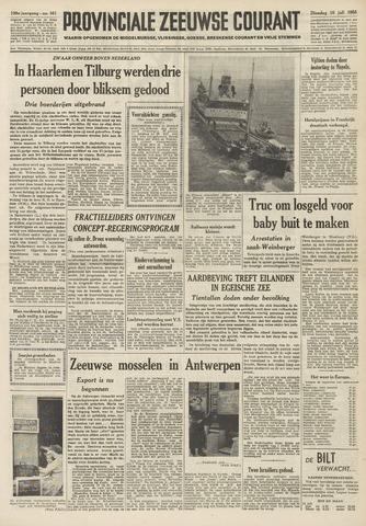 Provinciale Zeeuwse Courant 1956-07-10