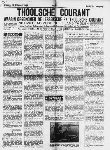 Ierseksche en Thoolsche Courant 1943-02-12