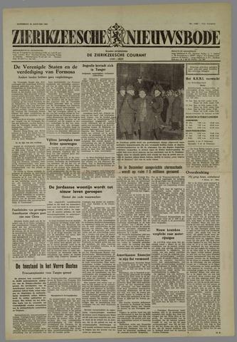 Zierikzeesche Nieuwsbode 1955-01-29