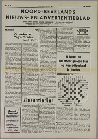 Noord-Bevelands Nieuws- en advertentieblad 1979-02-01
