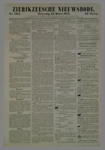 Zierikzeesche Nieuwsbode 1873-03-22