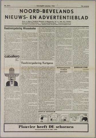 Noord-Bevelands Nieuws- en advertentieblad 1966-09-10