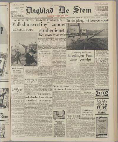 de Stem 1963-05-31