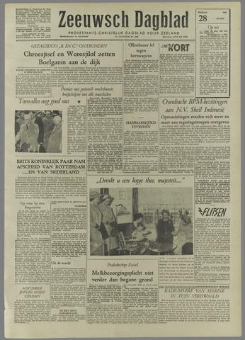 Zeeuwsch Dagblad 1958-03-28
