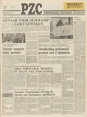 Provinciale Zeeuwse Courant 1975-09-30