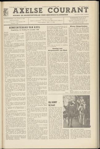 Axelsche Courant 1968-11-30